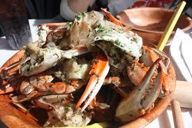 Rustic Inn crabs