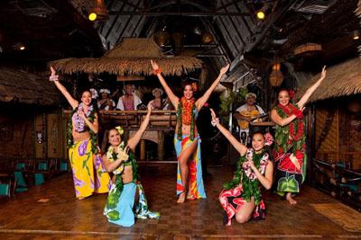 The Mai-Kai Dancers