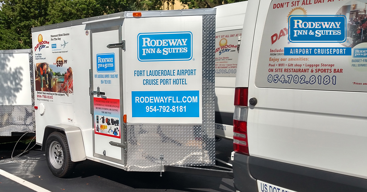rodeway-inn-hotel-cruiseport-fort-lauderdale-luggage-trailer