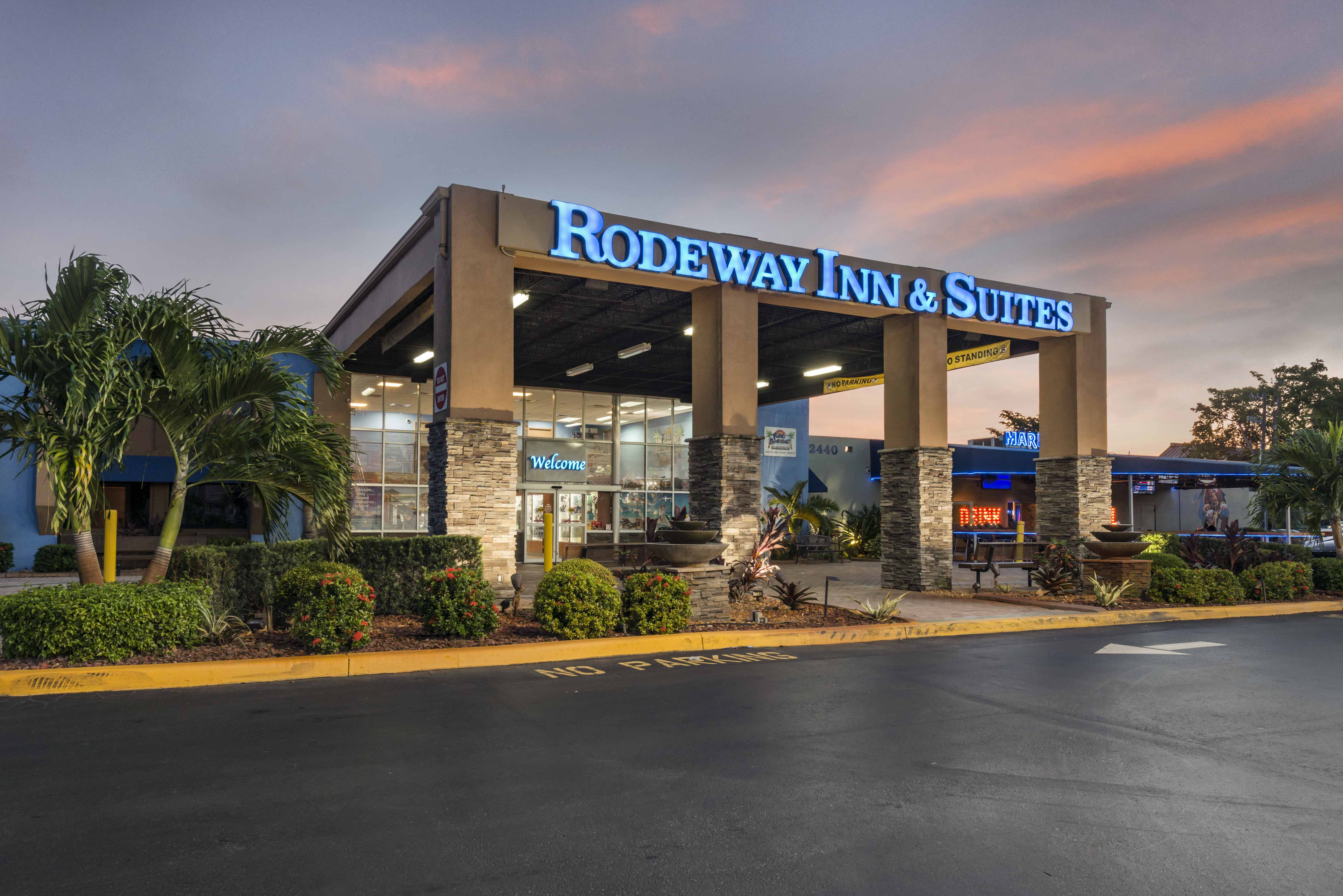 Rodeway Inn Suites - Fort Lauderdale Airport Cruise Port Hotel Completes Renovations for Cruise Season