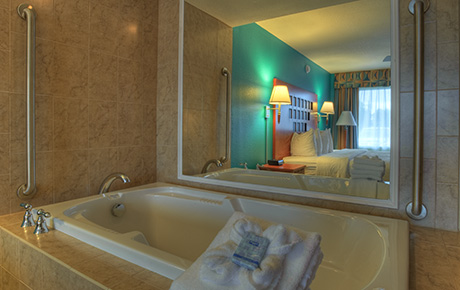 In Room Jacuzzi Hotels Fort Lauderdale