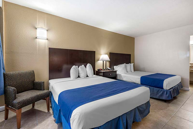 Newly Renovated Fort Lauderdale Hotel Rooms